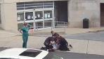 Pensilvanyada polis şiddeti kamerada