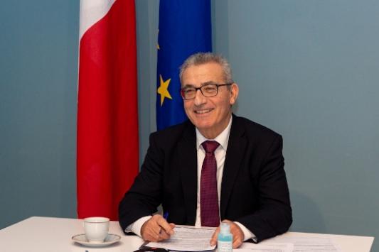 Malta Dışişleri Bakanı Bartolo: Libyaya silah girmemeli diyorsanız bu hepsini kapsamalı