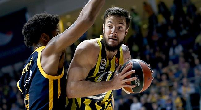 Fenerbahçe Beko Lauvergne ile yollarını ayırdı