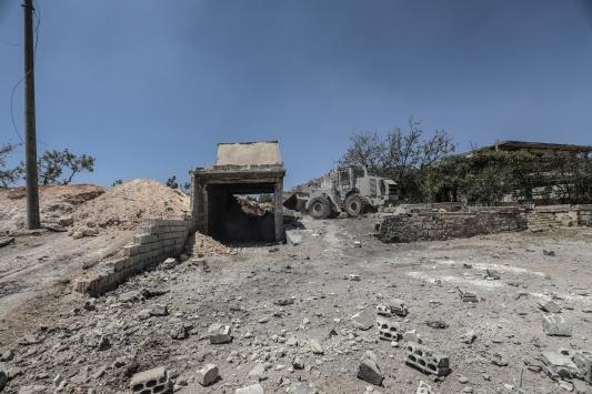 """MSB: """"İdlibde teröristlerce düzenlenen bombalı araç saldırısında can kaybı yaşanmamıştır"""""""