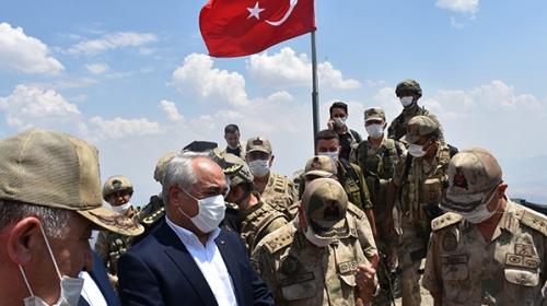 İçişleri Bakan Yardımcısı Mehmet Ersoy'dan Yıldırım 1 Cudi açıklaması