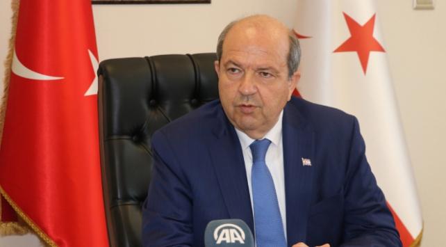 KKTC Başbakanı Tatardan Ermenistana tepki
