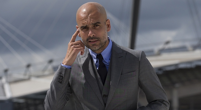 Guardioladan Klopp ve Mourinhoya yanıt