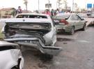 Aksaray'da zincirleme trafik kazası: 9 yaralı