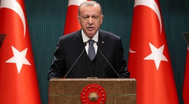 Cumhurbaşkanı Erdoğan: Ayasofyanın kültürel vasfını koruyacağız