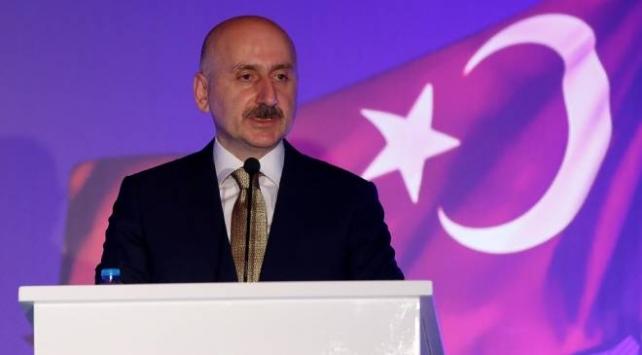 Bakan Karaismailoğlu: Genişbant abone sayısı 77 milyona çıktı