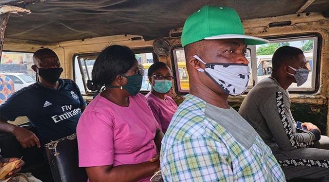 Nijeryada COVID-19 kaynaklı can kaybı 750yi geçti