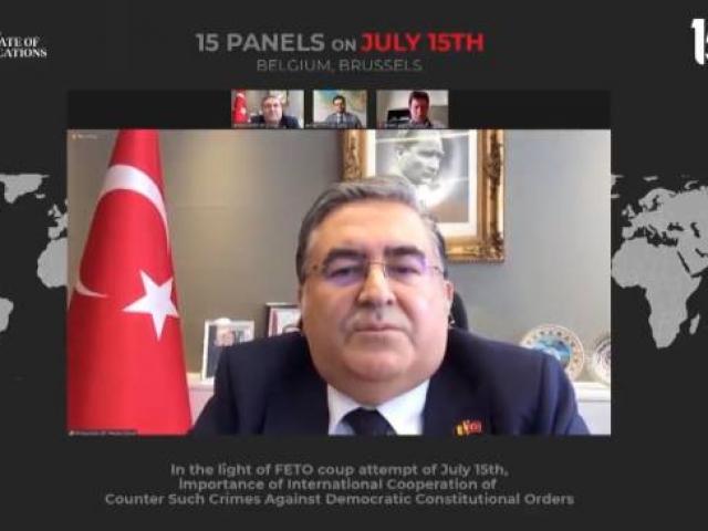 İletişim Başkanlığından 15 Temmuzda 15 Panel programı