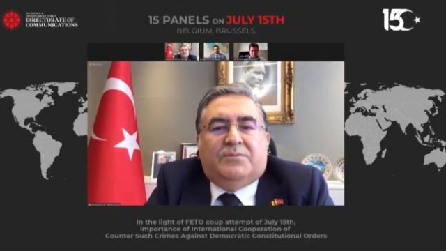 İletişim Başkanlığından '15 Temmuz'da 15 Panel' programı