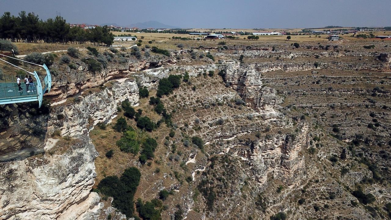 Dünyanın en uzun ikinci kanyonu: Ulubey Kanyonu