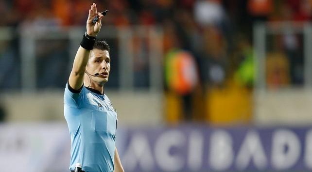 Beşiktaş-Fenerbahçe derbisinin hakemi belli oldu