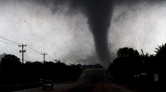 Teksasa yaklaşan Hanna sebebiyle kasırga uyarısı yapıldı