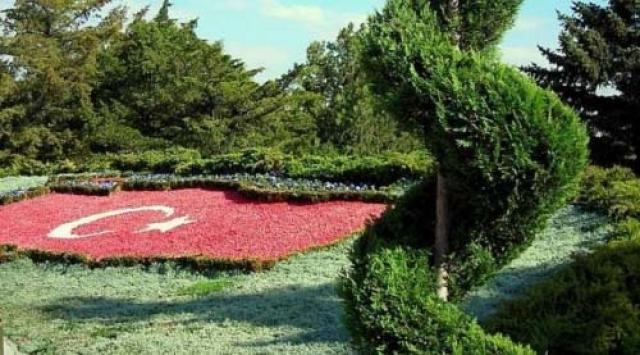 Botanik  İlk Milli Ve Akredite Botanik Bahçesi Ankara'da