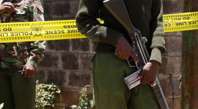 Kenyada polis 13 yaşındaki çocuğu öldürmekle suçlandı