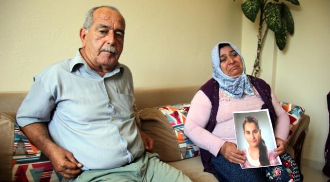 Terör örgütü PKKnın kaçırdığı kızlarını 7 yıldır göremiyorlar