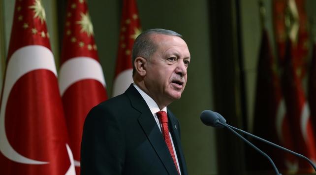 Cumhurbaşkanı Erdoğan: Son FETÖcü hukuk önünde hesap verene kadar mücadele sürecek
