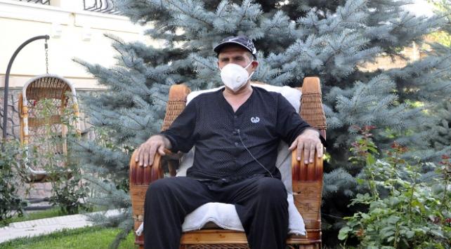Kırgızistanda Covid-19a yakalanan Türk: Devletin güçlü olmazsa sen bir hiçsin