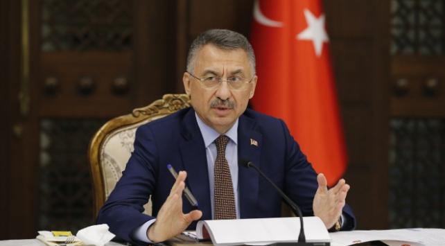 Cumhurbaşkanı Yardımcısı Oktay 15 Temmuz gecesi yaşadıklarını anlattı