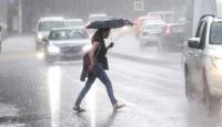 Meteorolojiden 12 il için sağanak uyarısı