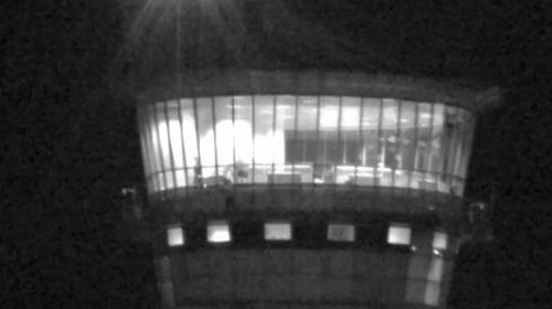 Uçuş kontrol kulesinde yaşananlara dair yeni görüntüler