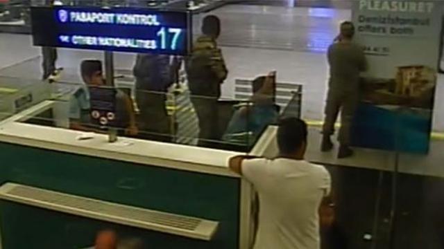 15 Temmuz gecesi pasaport kontrol noktasında yaşananlar
