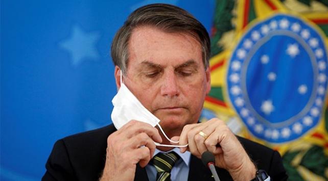 Bolsonaronun ikinci testi de pozitif çıktı
