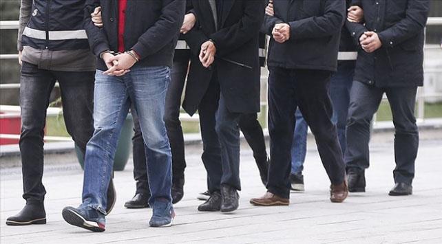 Gaziantepte zehir tacirlerine operasyon: 18 gözaltı