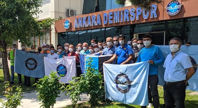 Ankara Demirspor play-off maçlarına çıkma kararı aldı