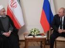 Ruhani, Putin ile 'nükleer anlaşmayı' görüştü