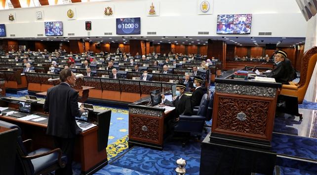 Malezya Parlamentosundan İsrailin BMden ihracı için ortak karar