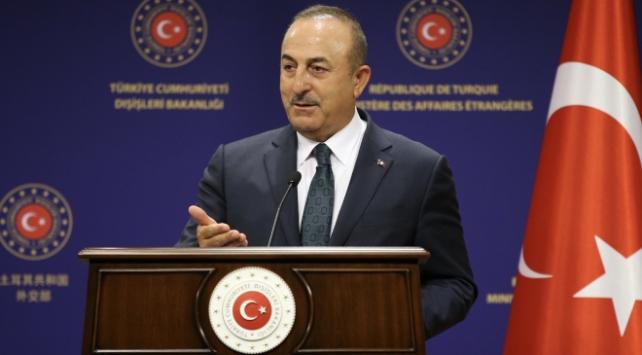 Çavuşoğlundan uluslararası topluma FETÖ çağrısı: Bu tehdidi ciddiye alın