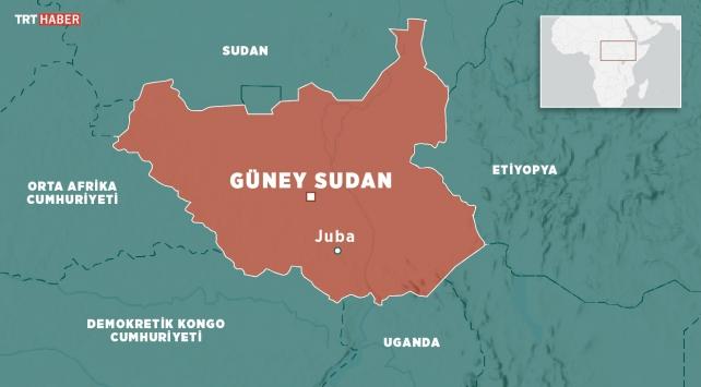 Güney Sudanda yardım çalışanları yine hedef oldu