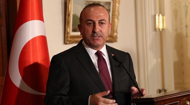 Çavuşoğlu, Azerbaycanın yeni Dışişleri Bakanı Bayramovu tebrik etti