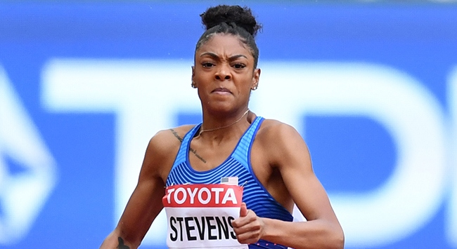 ABDli sprintera doping ihlalinden 18 ay men cezası