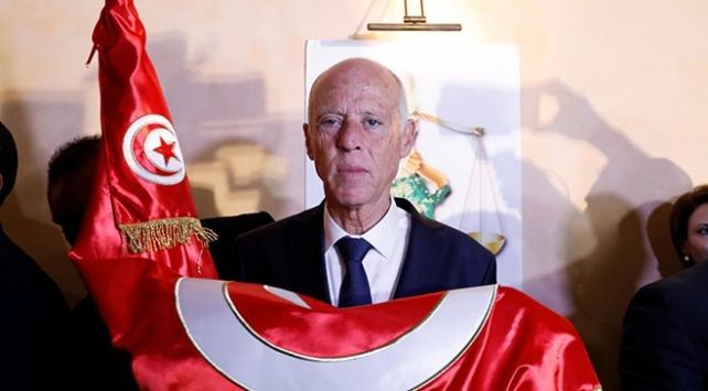 Tunus Cumhurbaşkanı Said, Fahfahın istifasını kabul etti