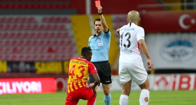 PFDKdan Mensaha 2, Diegoya 1 maç ceza
