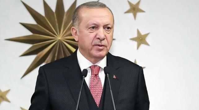 Erdoğandan Siirtte şehit olan polislerin ailelerine başsağlığı mesajı