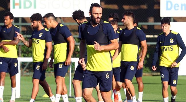 Fenerbahçede derbi maçı hazırlıkları