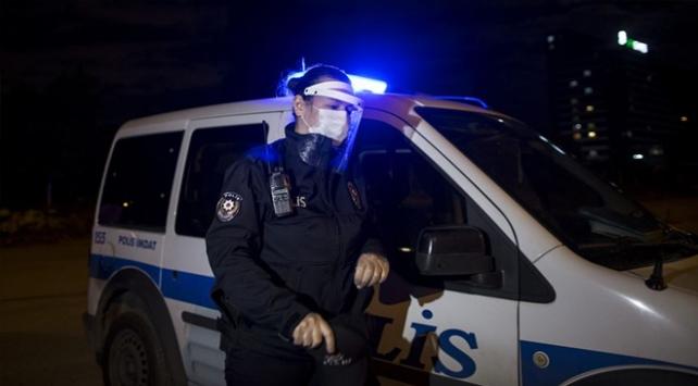 Ankarada 10 düzensiz göçmen yakalandı