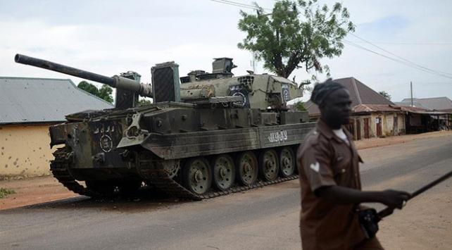 Nijeryada Boko Haram kampı imha edildi