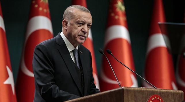 Cumhurbaşkanı Erdoğandan Van şehitleri için başsağlığı