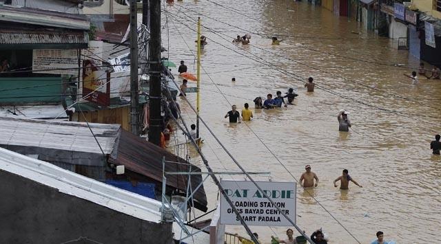Güney Asyada sel ve heyelanlarda ölü sayısı 221e yükseldi