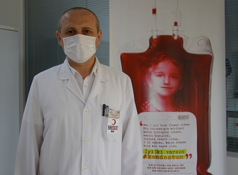 Türk Kızılaydan kan bağışında kritik dönem uyarısı