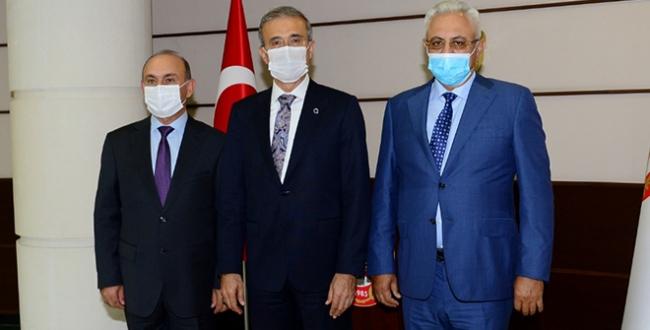 Demir: SİHAlarımız, füzelerimiz, harp sistemlerimiz Azerbaycanın emrindedir