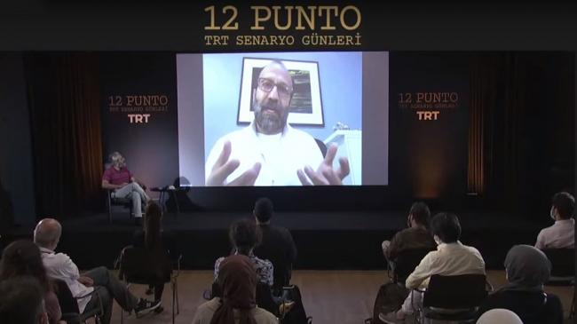 İranlı yönetmen Asghar Farhadi TRT Senaryo Günleri'ne konuk oldu
