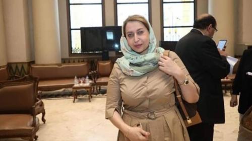 Hafter'e karşı çıkan kadın vekilden 1 yıldır haber alınamıyor