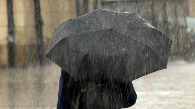 Meteorolojiden 3 il için sarı alarm: Sel, dolu ve kuvvetli rüzgar geliyor