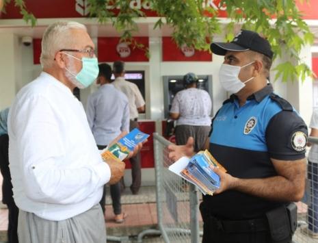 Kozanda polis sahte paraya karşı uyardı