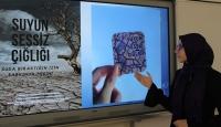 Lise öğrencilerinden su israfına dikkat çekmek için dijital oyun