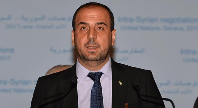 """Suriye muhalefeti, ABD ile """"Sezar Yasası""""nı görüştü"""